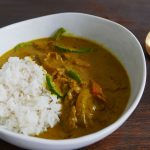 Thai Yellow Curry with Homemade Thai Curry Paste